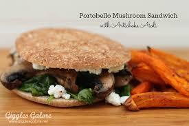 portobello mushroom spinach sandwich u2013 feed your better