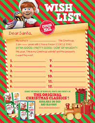 christmas list dvd enjoy childhood favorites with the original christmas classic dvd