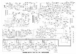 hisense 26v78 lcd power supply rsag7 820 1908 sch service manual