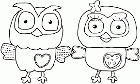 printable coloring pages cartoon animals coloring home