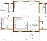 Ranch Floor Plans Open Concept Small House Plans With Loft Master Bedroom Modern Photos Is Open