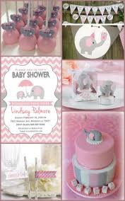 elephant decorations for baby shower pink and grey elephant baby shower ideas hotref party gifts