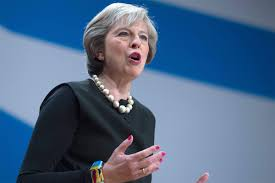 theresa may her full brexit speech to conservative conference
