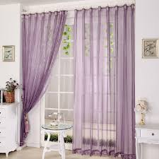 Light Purple Curtains Lilac Bedroom Or Balcony Cheap Sheer Curtains Buy Lilac Sheer