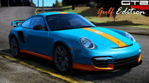 gulf porsche 911 gta gaming archive