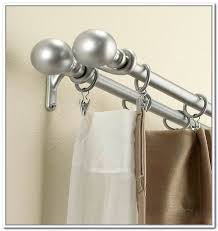 Double Rod Curtain Hardware 13 Best Windows Treatments Rods Blinds Etc Images On