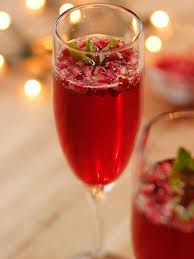 best 25 cranberry chagne cocktail ideas on