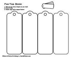 tag fan book template free images at clker com vector clip art