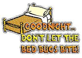Dont Let The Bed Bugs Bite Good Night Comments Pictures Graphics For Facebook Myspace