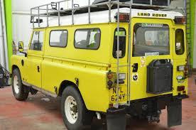 land rover series 3 109 landrover defender 1982 land rover series 3 109 safari fresh mot
