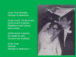 26 ans de mariage diaporama 40 ans de mariage