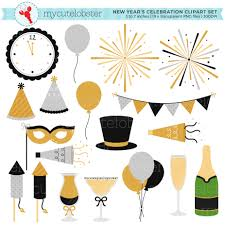 champagne clipart gold party clipart new year champagne clip art commercial use