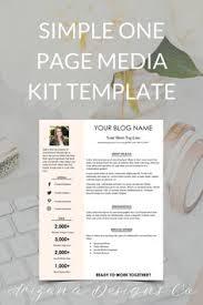 mini blog branding kit blog logo branding kit branding package