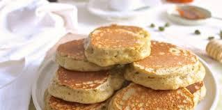 recette cuisine polonaise racuszki pancakes polonais en pâte levée recette sur cuisine actuelle