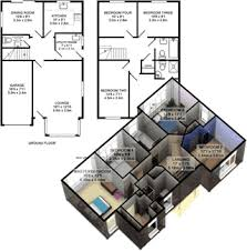 different floor plans add 3d floor plans to your tours