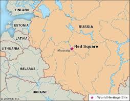 moscow russia map square square moscow russia britannica com