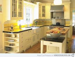 Retro Kitchen Ideas Design Amazing Yellow Kitchen Ideas 15 Yellow Modular Kitchen Ideas Home