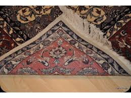 new 6 u0027 x 9 u0027 kashan design authentic handmade high end elegant soft