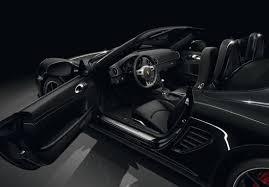 porsche cayman black edition 2012 porsche cayman s black edition interior 1 car reviews