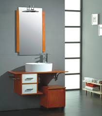 contemporary bathroom mirror designs
