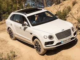 first bentley ever made a look at bentley u0027s 229 000 bentayga suv business insider