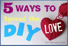 diy promoting do it yourself ideas to inspire others to action