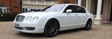 pink bentley limo bentley flying spur hire limousines in london