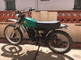 vintage motocross boots for sale 1975 honda mr175 vintage 1975 honda elsinore mr175 mr 175