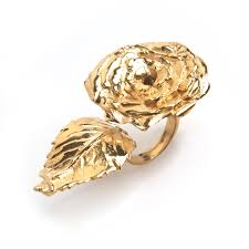 ring gold ring gold leivankash jewellery
