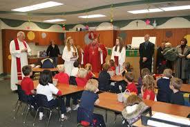 st charles new kindergarten facility blessed today u0027s catholic