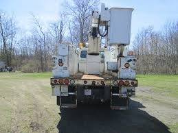 2001 international 4700 42ft bucket truck florida truck