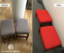 change upholstery on chair gallery before after pictures all furniture services part 6