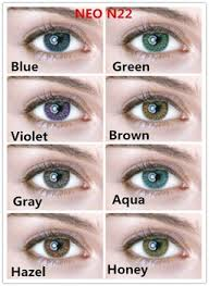 neo cosmo n224 brown soft color contact lens wholesale colored