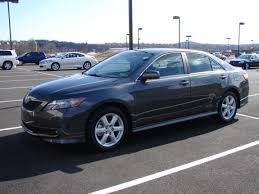 intended acceleration the 2007 toyota camry se v6 the auto