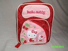sac dos kitty ref 84 plaisir u0027enfants