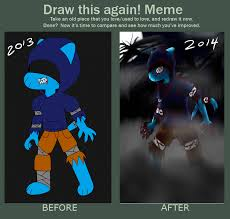 Meme Hunter - draw this again meme hunter gumball by zombieray10 on deviantart