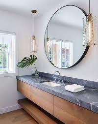 Designer Mirrors For Bathrooms Colors Best 25 Round Bathroom Mirror Ideas On Pinterest Minimal