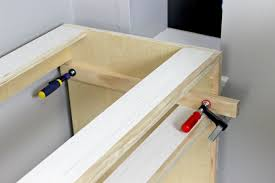 How To Build A Cabinet Box How To Build A Drawer Gray House Studio