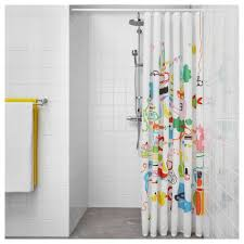 ikea botaren shower curtain rod you can easily extend the rod from 70 to 120 cm