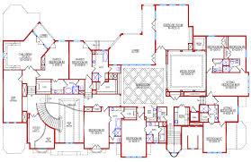 mansion house plans mansion floor plans uk house plan mega striking lowes deck planner