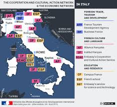 Ischia Italy Map by Italy Promoting Private Cultural Sponsorship 13 05 15 France