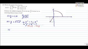 1b sketch the graph of the functions f x u003dsqrt of 4 x power2