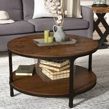 small round coffee table extra large round coffee table wayfair