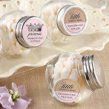 favor jars personalized mini glass favor jars princess set of 12