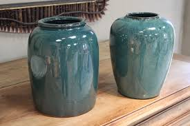 Vase Uk Deep Green Vases By Broste Copenhagen