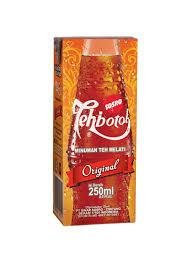 Teh Botol Sosro Kotak 1 Dus sosro teh botol kotak tpk 250ml klikindomaret