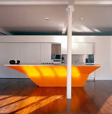 flik by design dreaming of an orange kitchen