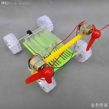 electric motor fan plastic wholesale electric motor car boy toys propeller fan technology