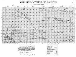 Nebraska County Map Wheeler County Nebraska Negenweb Page