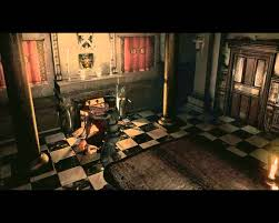 resident evil hd remaster chap 1 jill mansion barry chat
